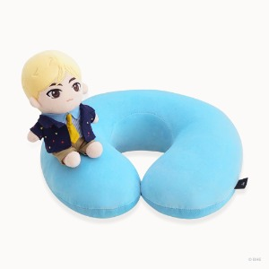 TinyTAN NECK PILLOW Jin