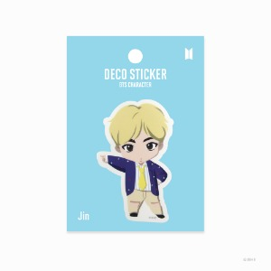 [30%]TinyTAN DECO STICKER Jin